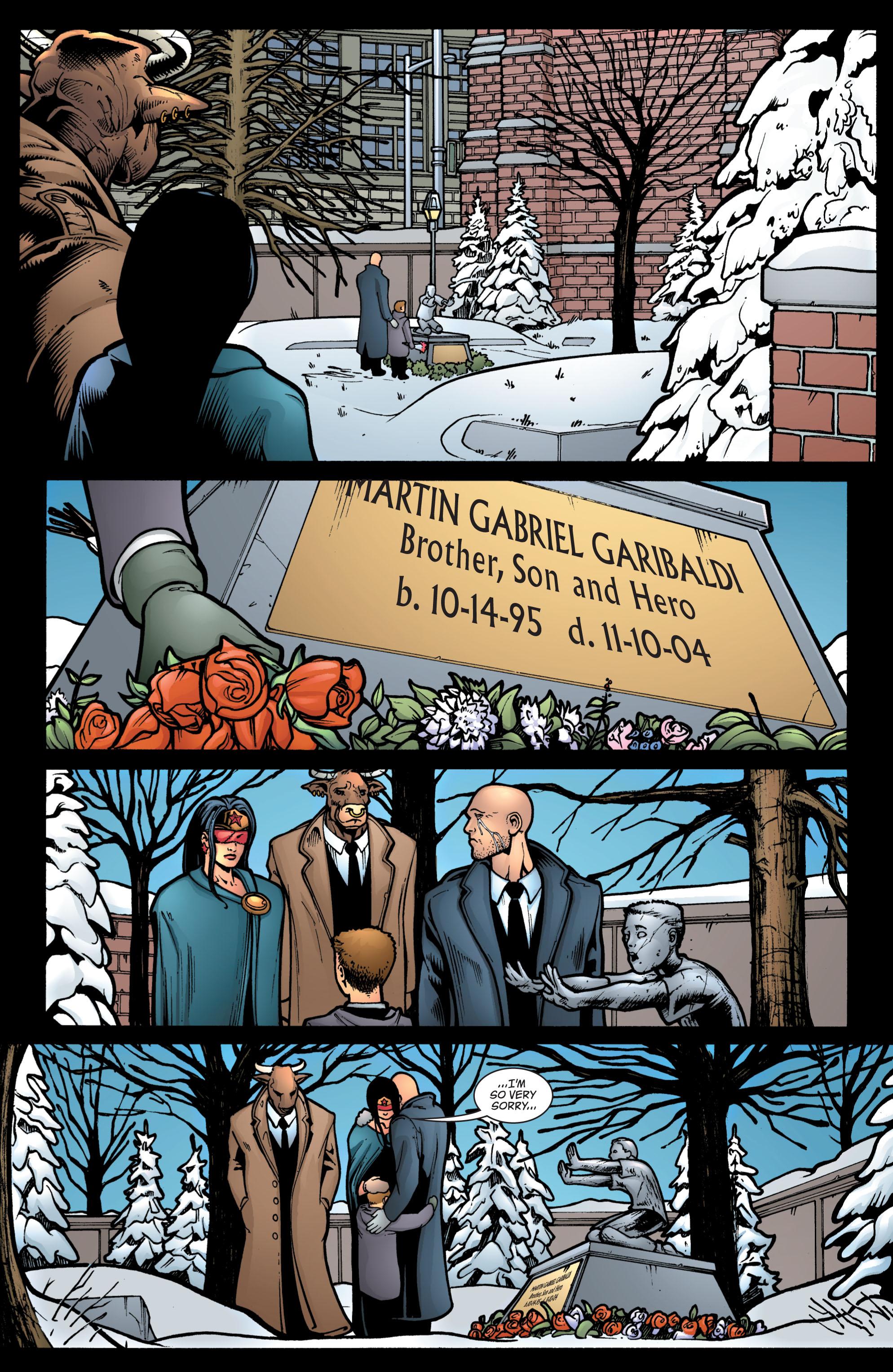 Read online Wonder Woman (1987) comic -  Issue #212 - 21