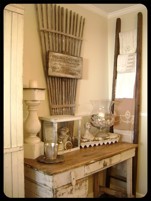 So beautiful things Shabby Chic on Friday La casa di Shelley
