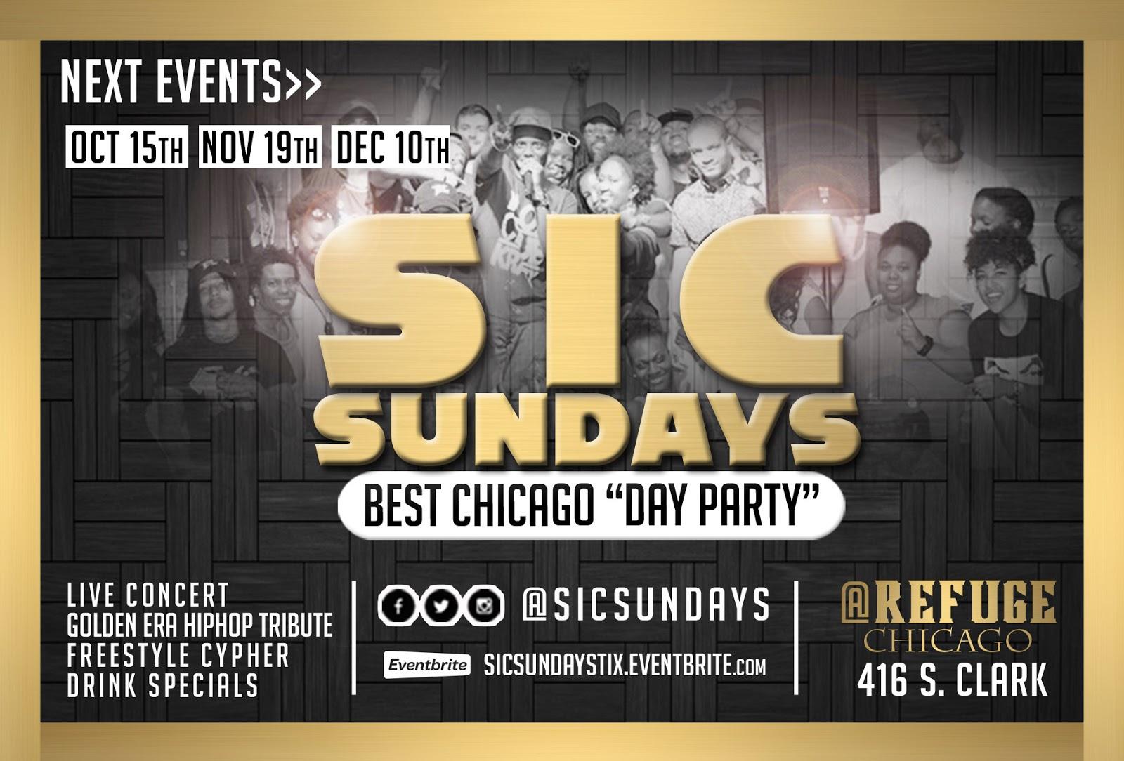 Sic Sundays Event Launches Fb Live Radio Show Chicago Bangerz 1978 Cadillac Deville Kirko Bangz X