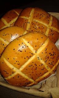 Recette du pain tunisien au four