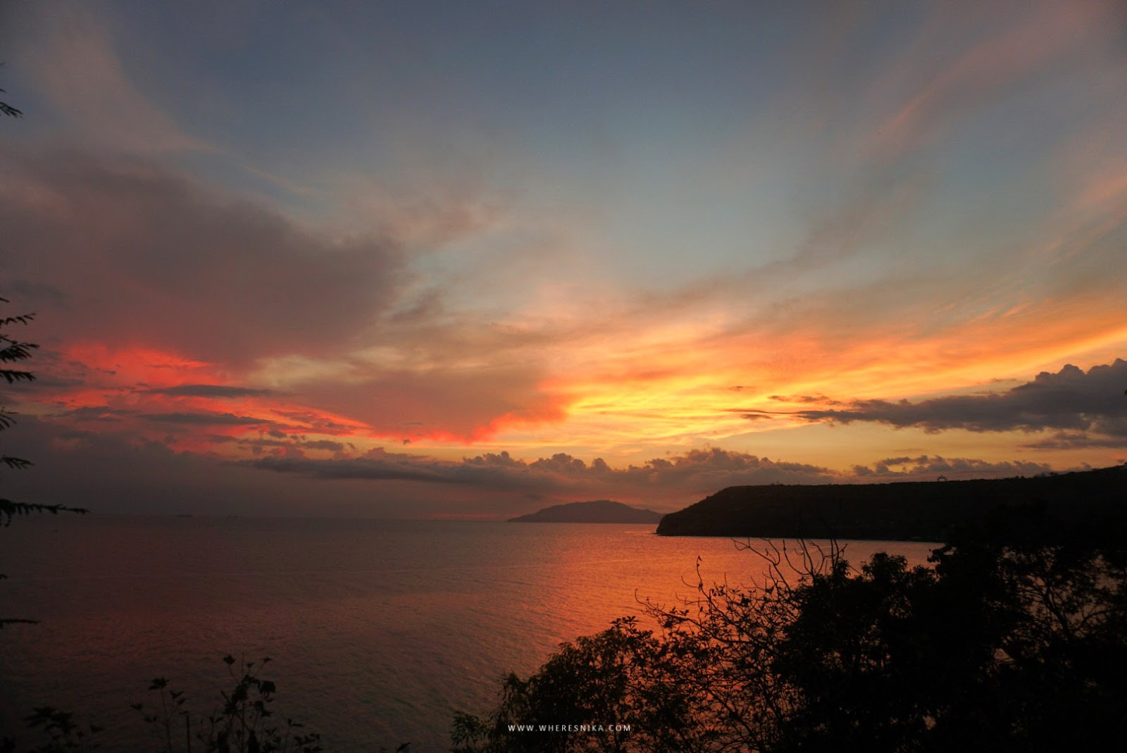 Pagkilatan Batangas Sunset