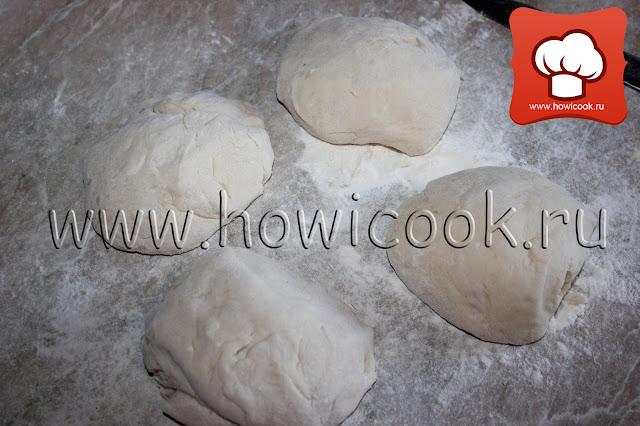 рецепт классического хачапури пошаговые фото