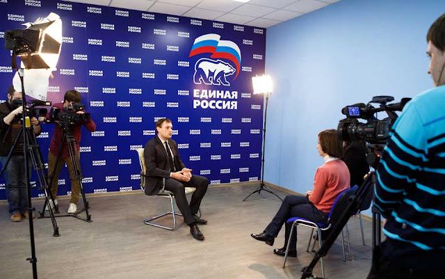 Сергей Пахомов будет баллотироваться в Госдуму Сергиев Посад