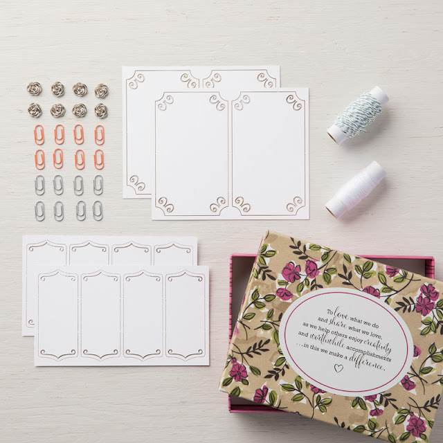 Share What You Love Embellishment Kit Stampin Up