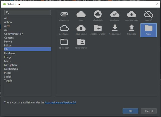 Cara Mengganti Icon Navigation Drawer di Android Studio