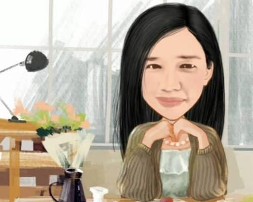 Faça como minha cunhada Ana Elisa, crie caricaturas ou emoticons a partir das suas fotos com o app MomentCam