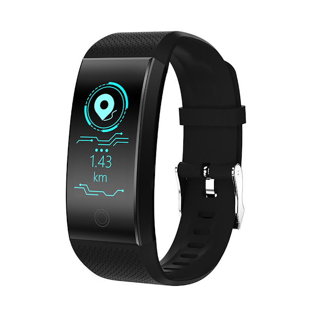 "$8.35 OFF 0.96"" TFT BT Smart Band,free shipping $10.38 (Code:ZY9520)"