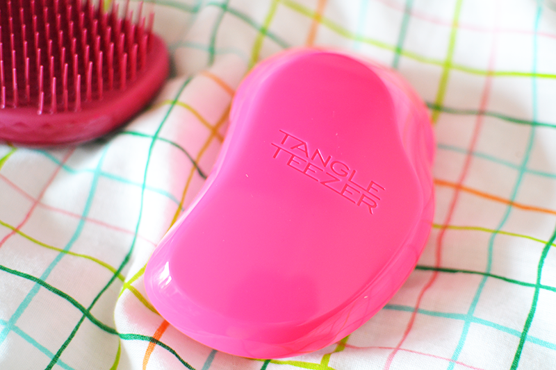 Why Buy Tangle Teezer Original Thick Curly Pro | Colours and Carousels - Scottish Lifestyle, Beauty and Fashion blog