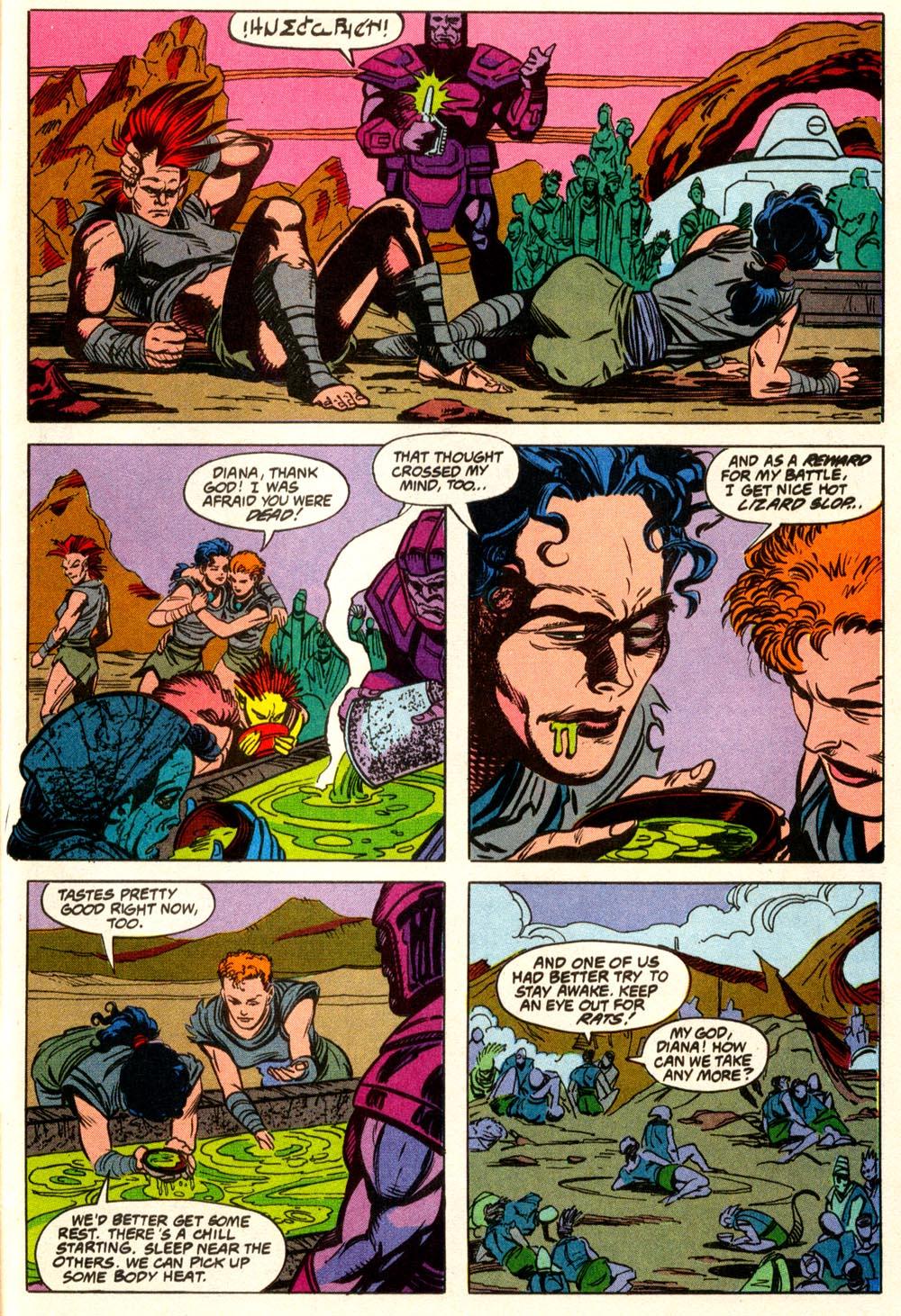 Read online Wonder Woman (1987) comic -  Issue #67 - 21