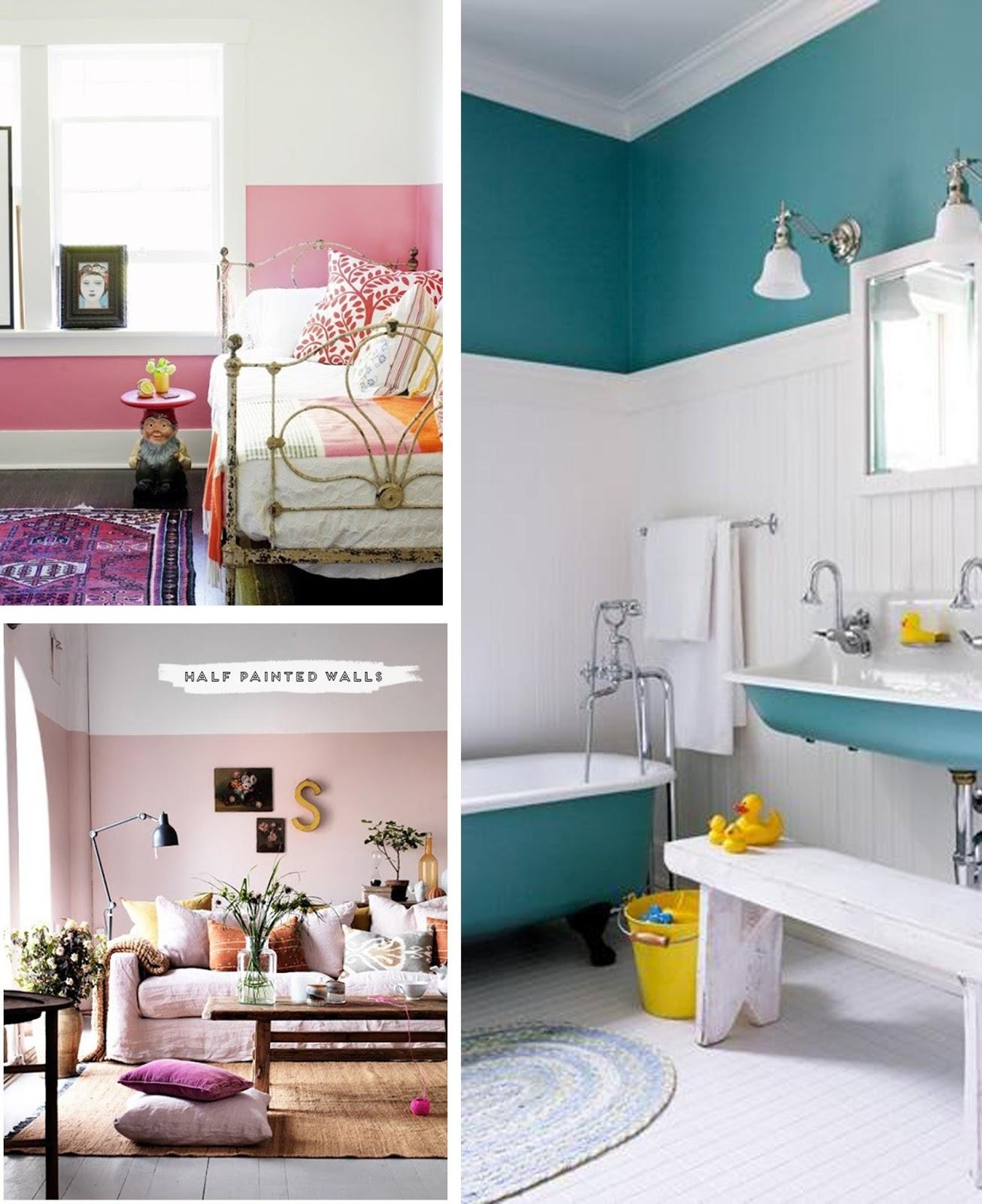 pintura paredes colores