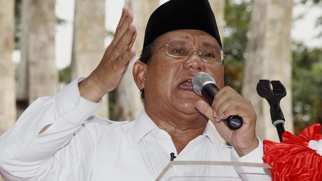 Soal TGB, Prabowo Subianto: Masa, Satu Orang Ancaman