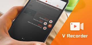 تطبيق تسجيل الصوت مع الشاشة ، أندرويد ، بلاي ستور ، تسجيل شاشة الهاتف ، تطبيقات
