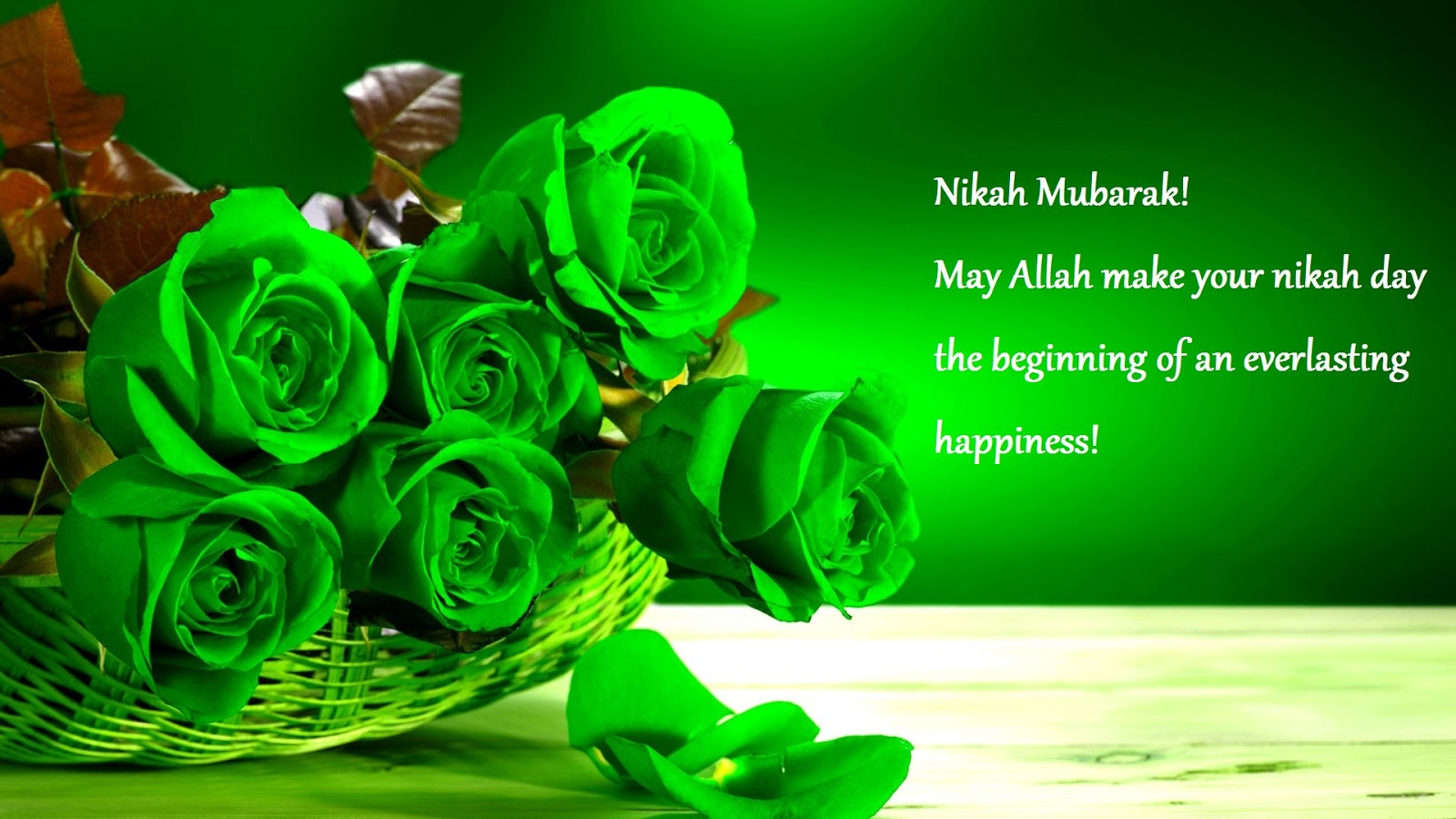 nikkah wishes to friend