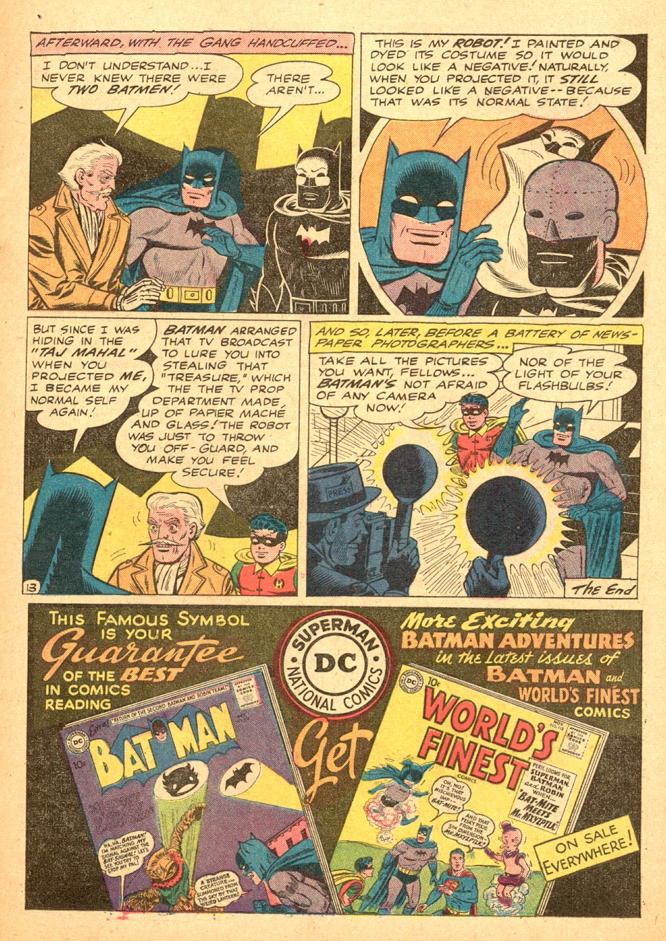 Detective Comics (1937) 284 Page 14