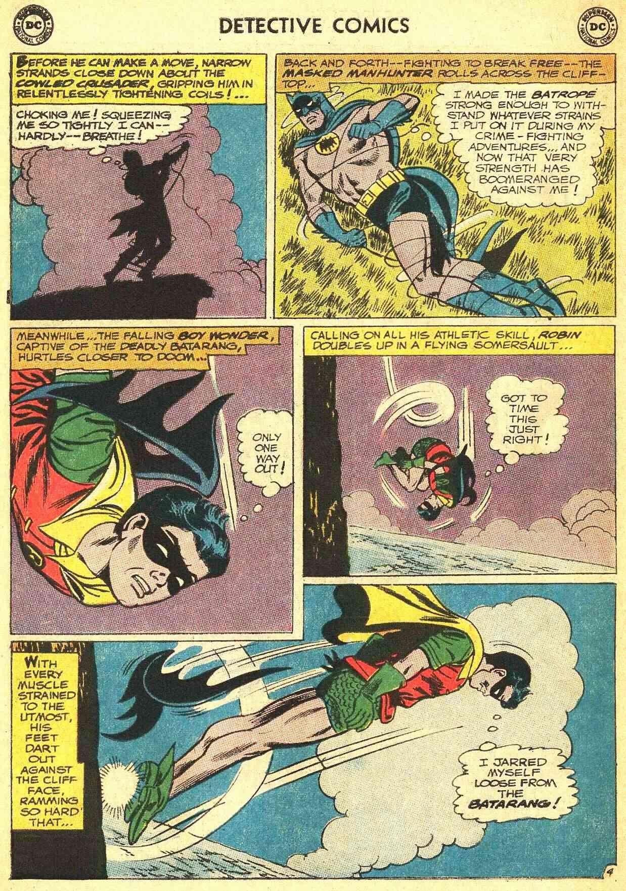 Detective Comics (1937) 340 Page 5