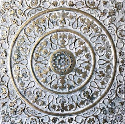 cuadros vintage metal