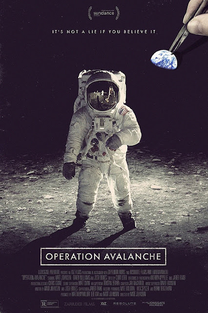 Operation Avalanche (2016) Movie Film - Sinopsis