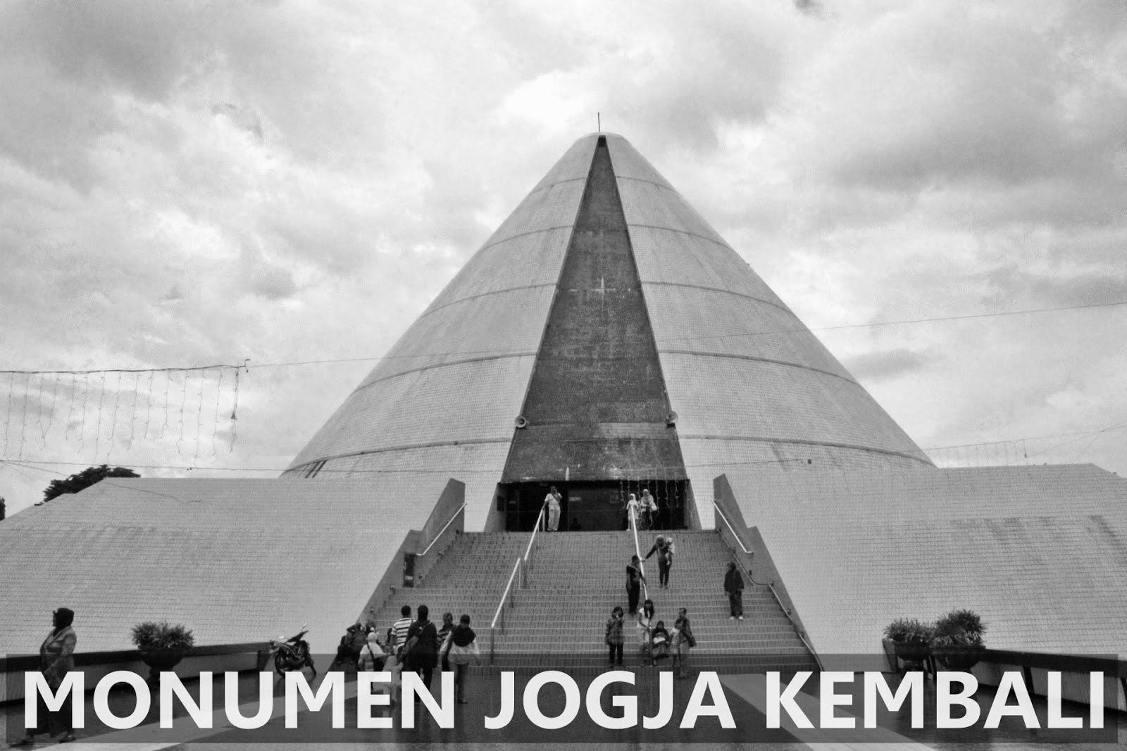 MONJALI (Monumen Jogja Kembali)