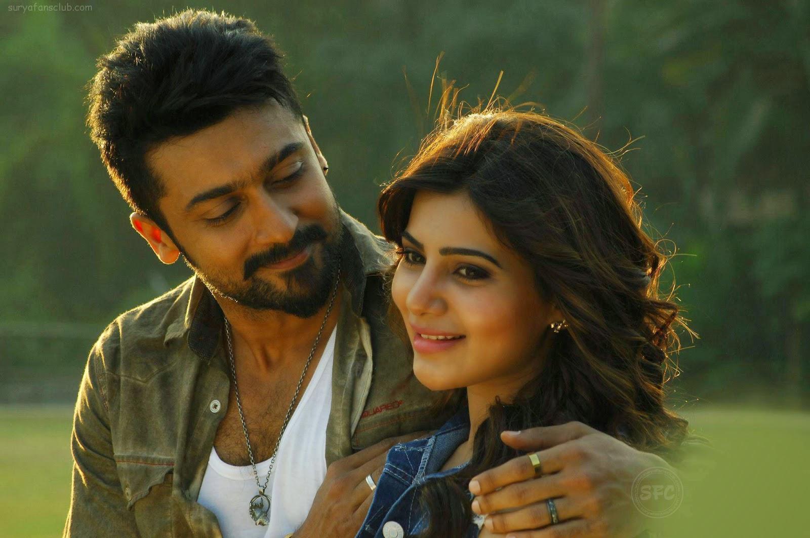 Madhavi 3d Name Wallpapers Coogled Surya Samantha Anjaan Movie Latest Unseen Hd Stills