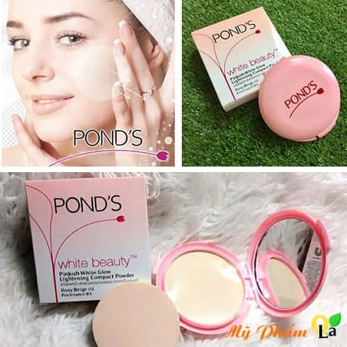 Phấn nén trang điểm Pond's là phụ kiện không thể thiếu trên bàn Make up của bạn