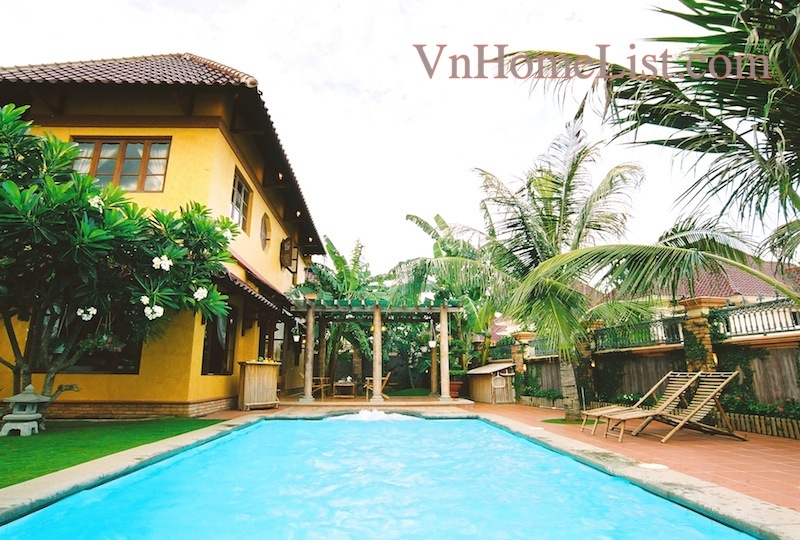 Orienta Villa for rent in Vung Tau