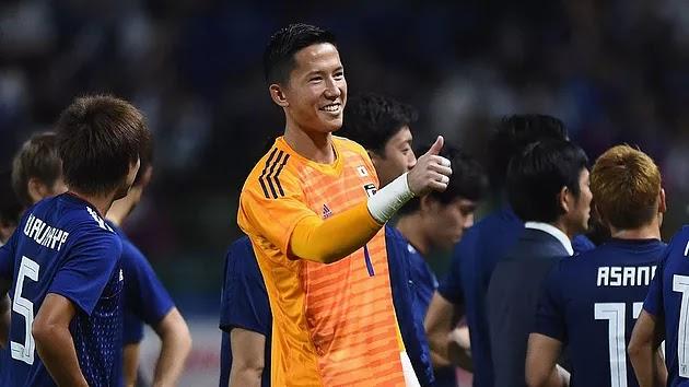 American born player to make Japan debut