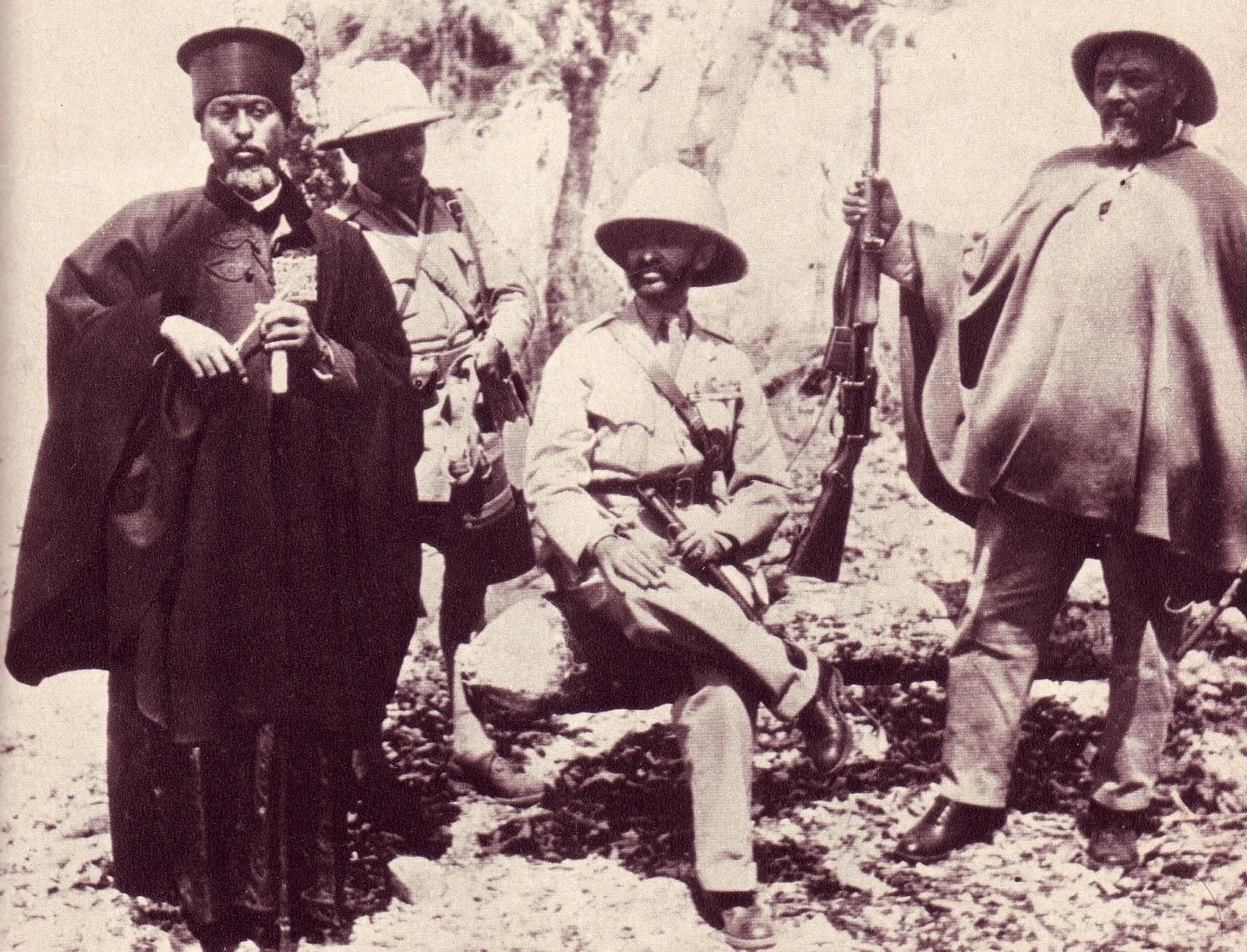 World War Two Daily: January 15, 1941: Haile Selassie Returns