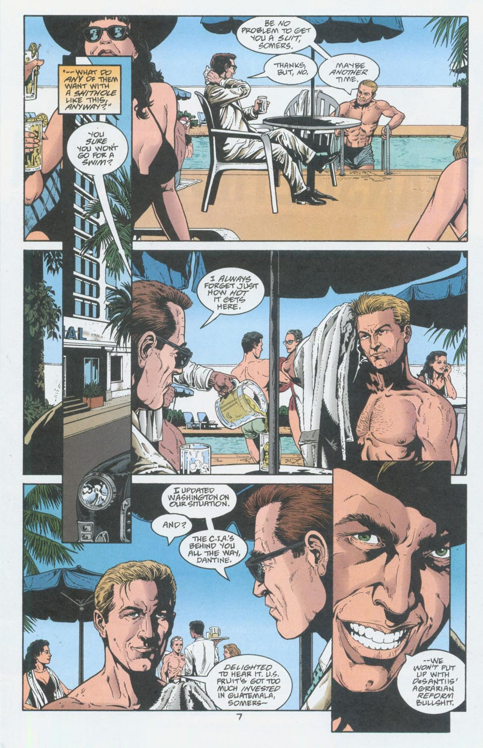 Read online American Century comic -  Issue #2 - 8