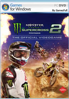 Monster Energy Supercross 2 PC [Full] Español [MEGA]