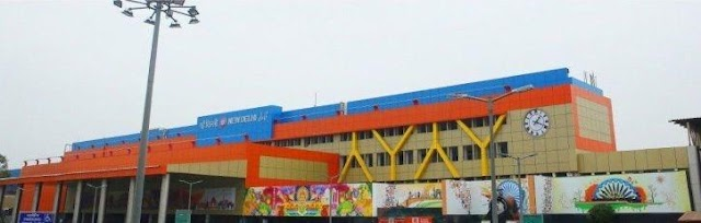 Don't Rub Your Eyes, This Is The New Delhi Railway Station After Getting A Vibrant Makeover