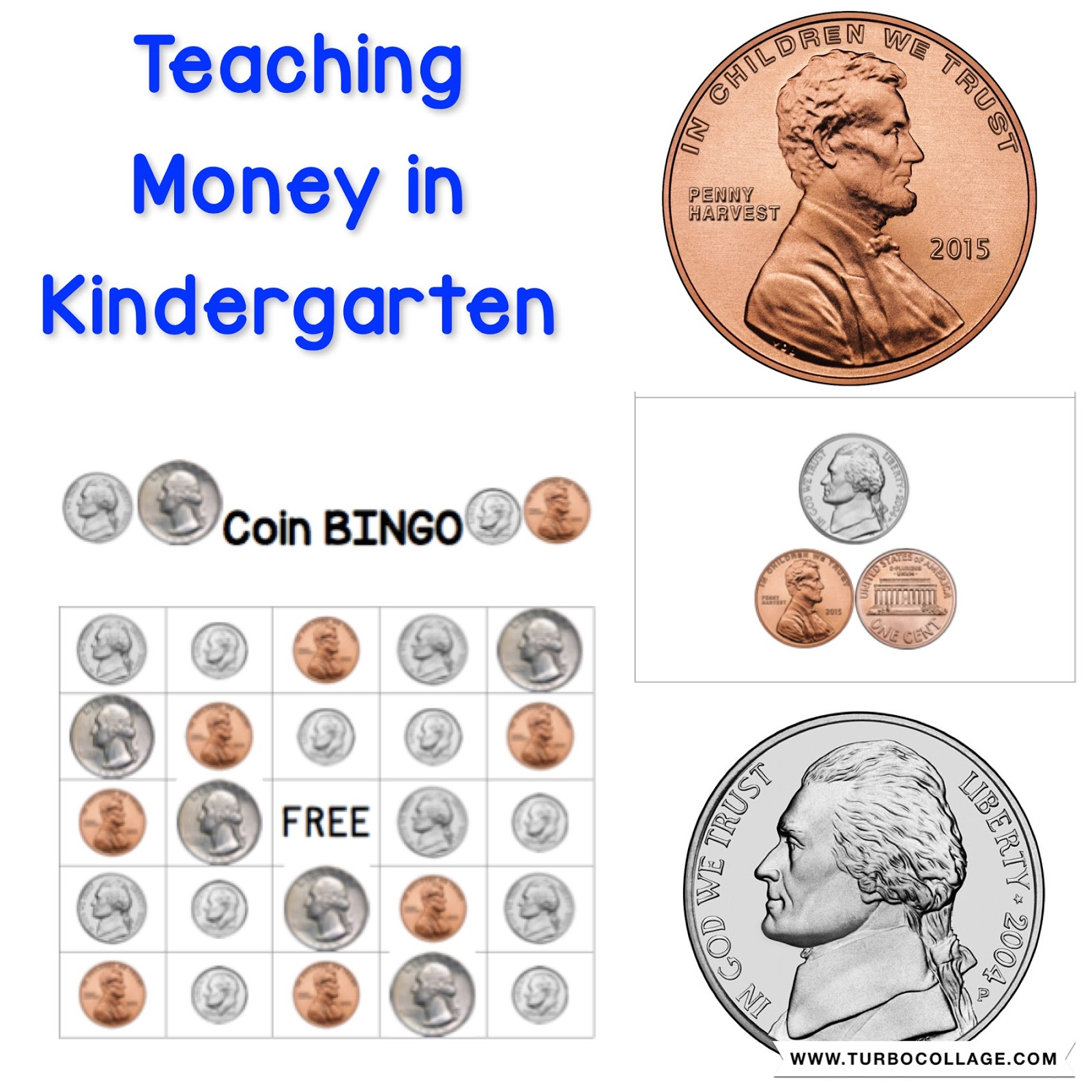 Transformative Printable Pennies