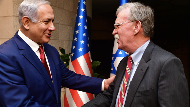 Scoop: Israel passed White House intelligence on possible Iran plot