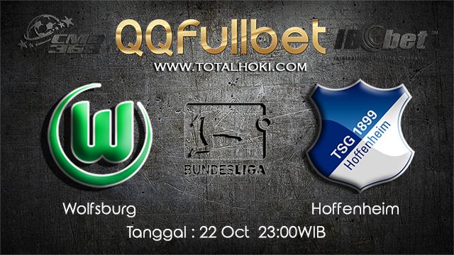 PREDIKSIBOLA - PREDIKSI TARUHAN BOLA WOLFSBURG VS HOFFENHEIM 22 OCTOBER 2017 (BUNDESLIGA)