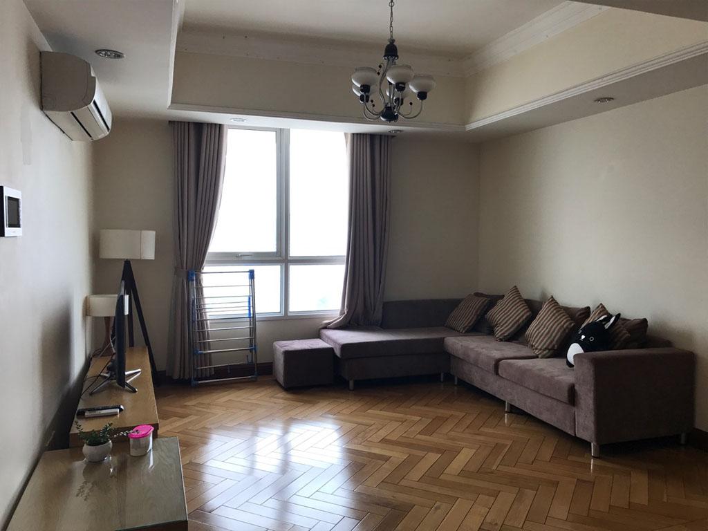 Căn hộ chung cư quận Bình Thạnh - The Manor cho thuê 3 phòng ngủ