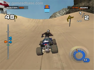 ATV Quad Power Racing 2 - PS2