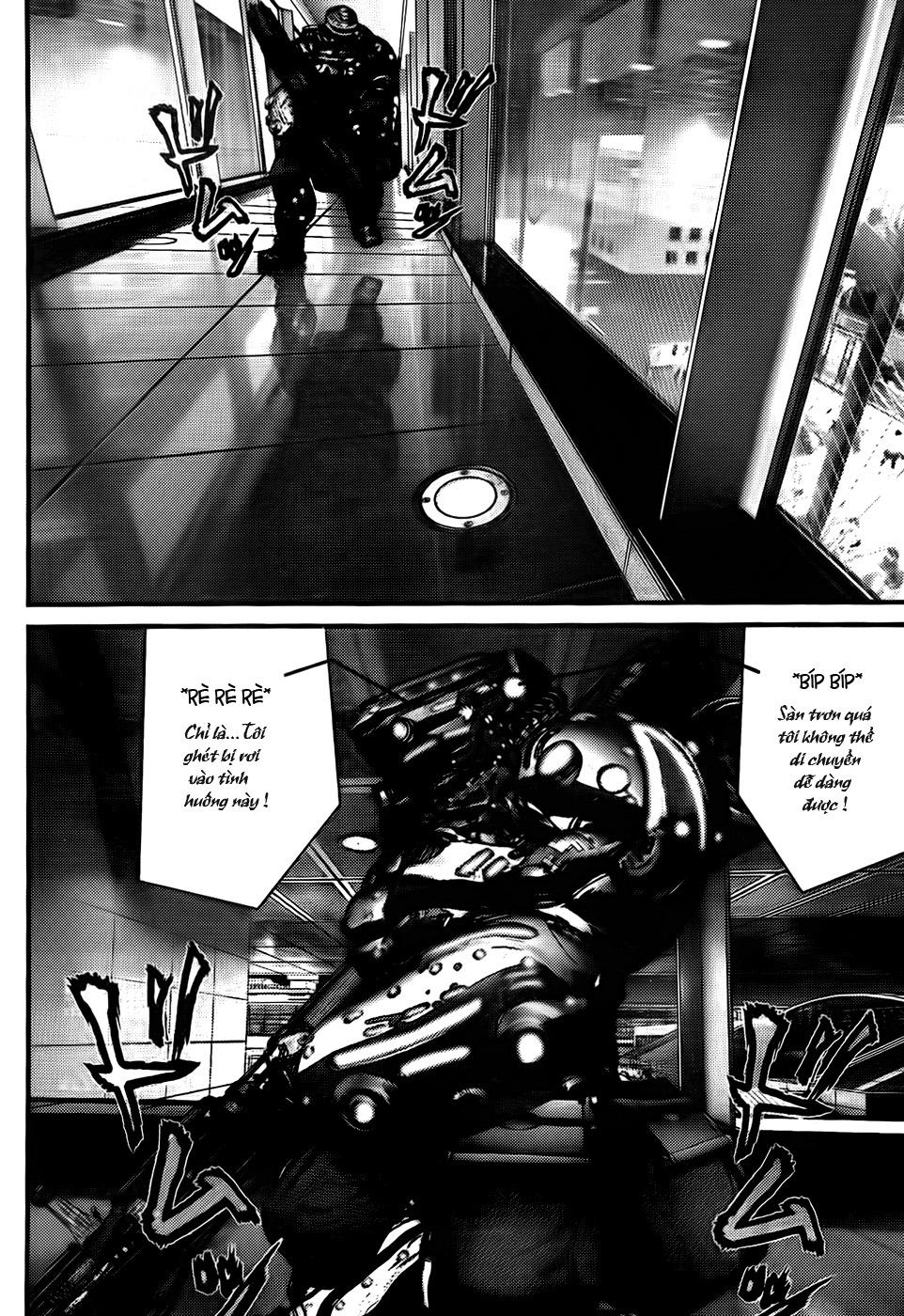 Gantz chap 332 trang 7