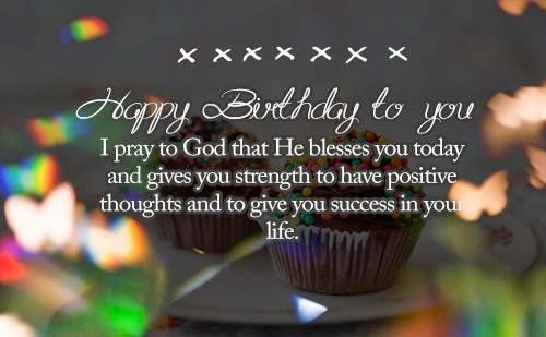 Christian Happy Birthday Wishes Quotes. QuotesGram