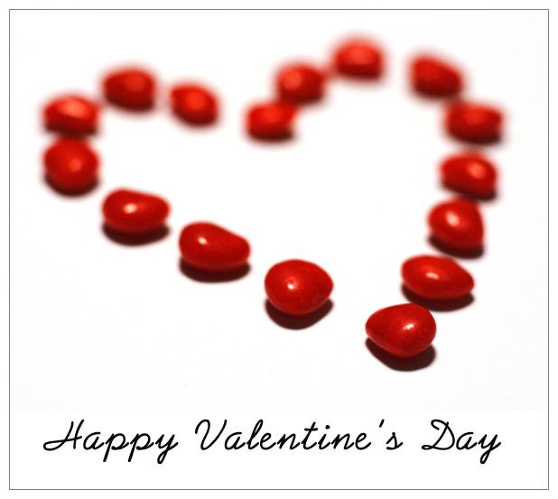 Wordredpitext: Happy Birthday Valentines Day