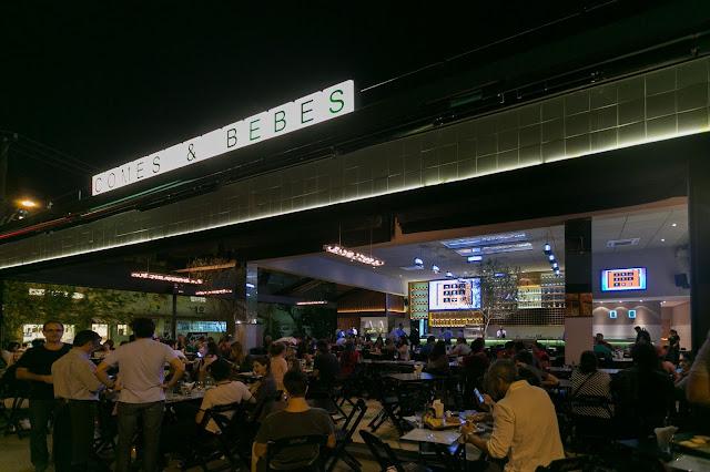 Vem pra Sampa, meu! Encontro que reuniu cerca de 60 blogueiros de viagem em São Paulo, no mês de outubro de 2016. Palestras, passeios, diversão. Lindas paisagens urbanas e muita descontração. Boteco São Conrado, pertinho do Beco do Batman.
