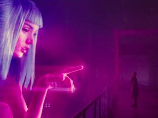 Escena película Blade Runner 2049