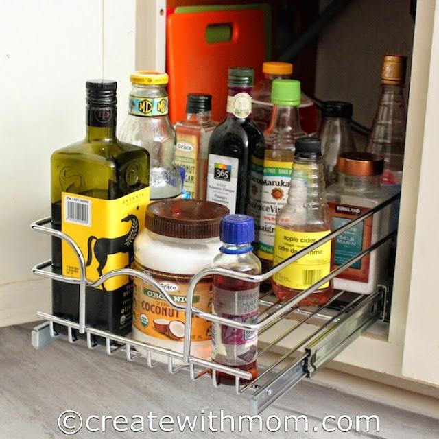 rev-a-shelf pull out basket