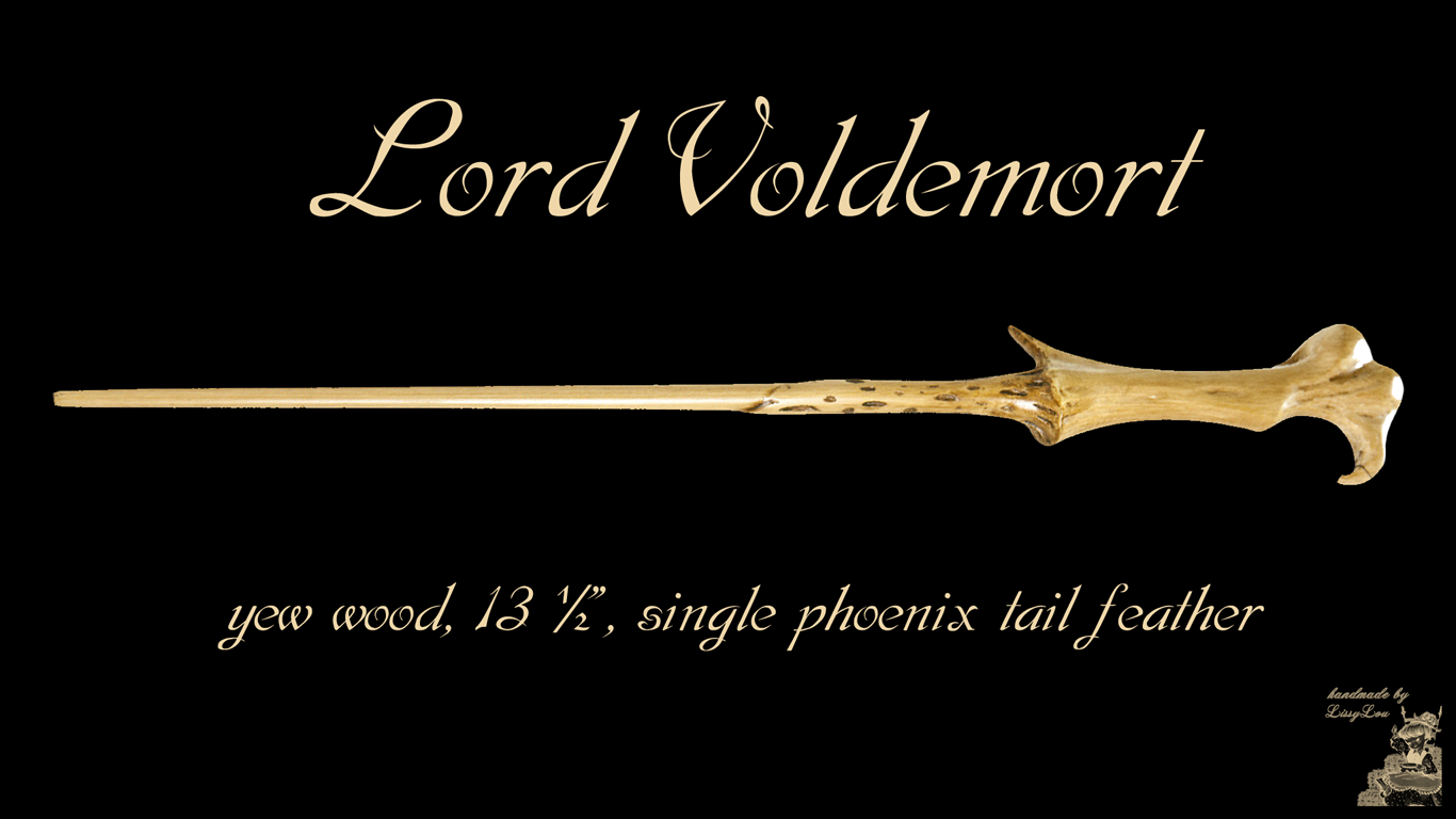 handmadelissy lou: harry potter wand wallpapers set7 - the dark lord