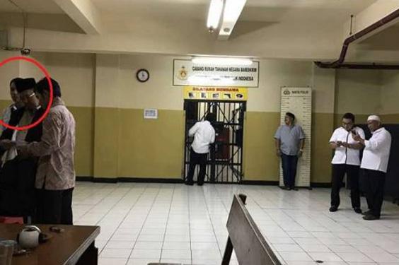 Alfian Tanjung Ditahan Atas Ceramahnya Soal PKI