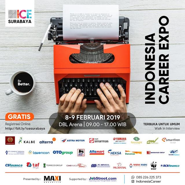 Job Fair Surabaya 2019