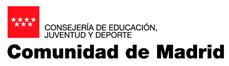Consejería de Educación Juventud y Deporte de la Comunudad de Madrid