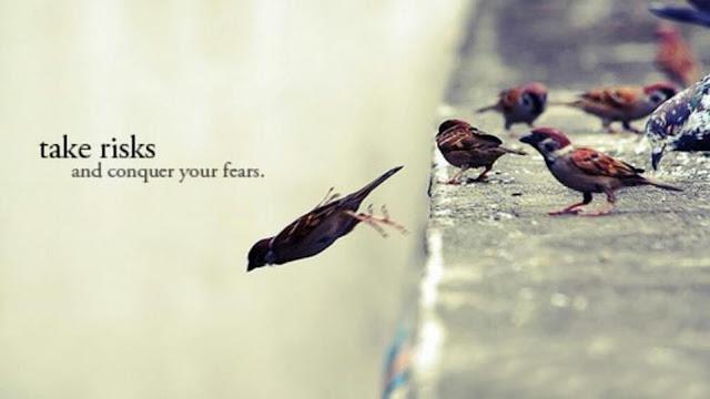 जोखिम उठाये