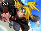لعبة قتال بليتش ضد ناروتو Bleach Vs Naruto 2.3