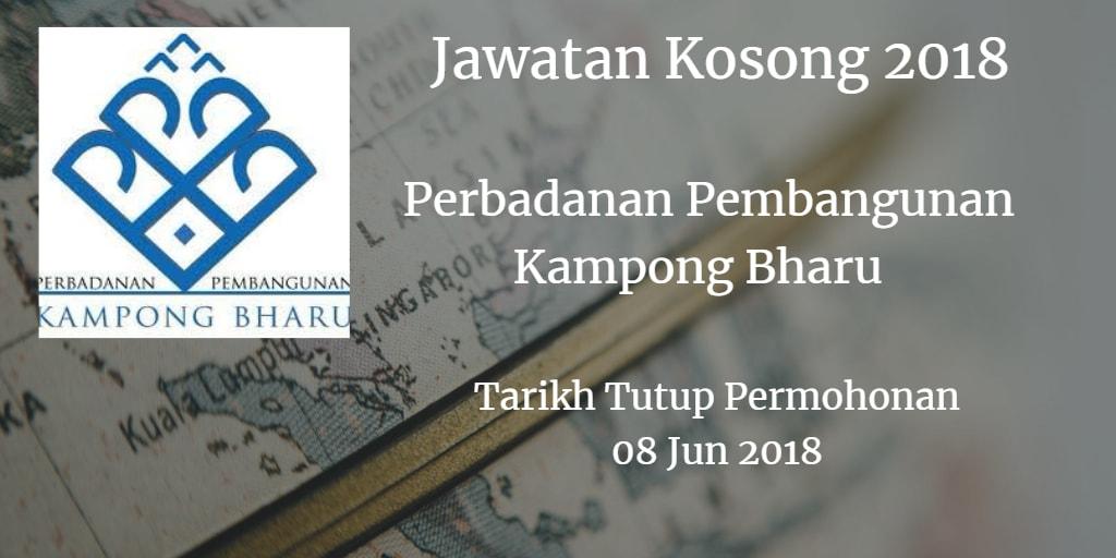 Jawatan Kosong PKB 08 Jun 2018