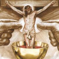 Resultado de imagen de cruz y eucaristia