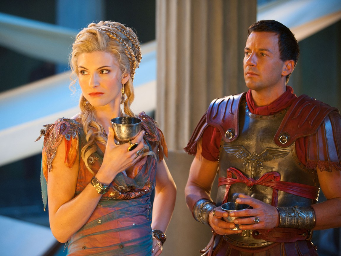 Spartacus: Blood and Sand - Season 2 Episode 4 Online for ...